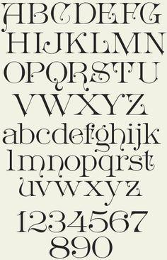 decorative fonts - Google Search