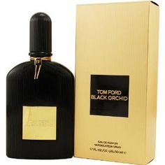 SEXY, Tom Ford Black Orchid Perfume,  Make sure its with the gold front and not solid black bottle... 2 different scents.