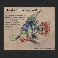 #seenunseenbook #fish #fishart #ichthyology #fishofinstagram #art #sciart #illustration #animal #wildlifeart #sketch #animalart #sketchbook #drawing #nature #artwork #scienceart #womeninart #ebook #illustratedbook