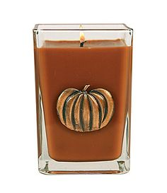 Aromatique Pumpkin Spice Medium Cube Candle