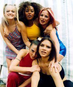 spice girls...viva forever!