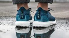 ba03cff96 Parley x adidas Ultra Boost Uncaged Blue BY3057 Buy New Sneakers Trainers  in UK Europe EU