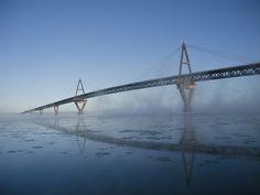 Canada's Deh Cho Bridge wins 2013 IBC award | Better Roads