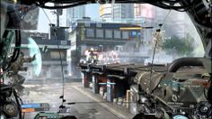 Titanfall gameplay Maker Studios, Gaming, Train, Home, Videogames, Ad Home, Game, Homes, Strollers