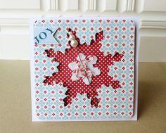 Joy card by Danielle F., via Flickr