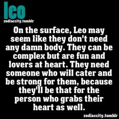 Leo true @Hailey Phillips Gilman