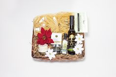 Truffle Lovers Gift Basket from Golden Isles Olive Oil