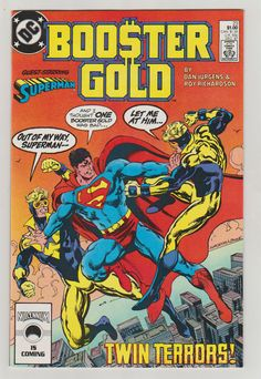 Booster Gold Vol 1 23 Comic Book. NM. by RubbersuitStudios #boostergold #comicbooks
