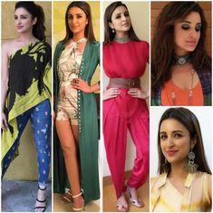 Parineeti Chopra nailed the boho-chic look during Meri Pyaari Bindu promotions | PINKVILLA