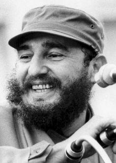 In 1959, Fidel Castro becomes Premier of Cuba.