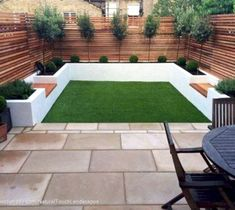 50 Awesome Modern Garden Architecture Design Ideas is part of Garden makeover - With regards to designing a garden, there are two distinct methods of insight about how to do it In any case, the two theories can genuinely be viewed as craftsmanship Read Back Garden Design, Modern Garden Design, Backyard Garden Design, Small Backyard Landscaping, Backyard Patio, Landscaping Ideas, Small Patio, Fence Garden, Garden Grass