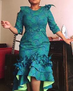 Traditional Attire 2019 For South African Women ⋆ African Fashion Ankara, Latest African Fashion Dresses, African Dresses For Women, African Print Dresses, African Print Fashion, African Attire, Women's Fashion Dresses, African Women, African Wear