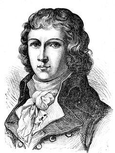 10 octobre 1793 : la Convention décrète le gouvernement révolutionnaire. Illustration : Saint-Just