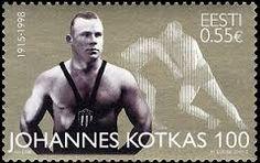 Estonia stamp 2015