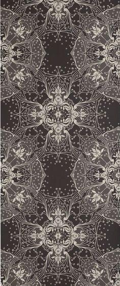 Antique Lace Wallpaper Lacquer (10788-882) – James Dunlop Textiles | Upholstery, Drapery & Wallpaper fabrics