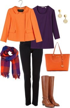 Clemson Football Tailgater, created by meghanallred on Polyvore