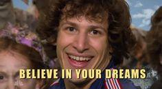 Andy Samberg. Dreammaker.