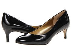 Nine West Sonia Black Synthetic - 6pm.com