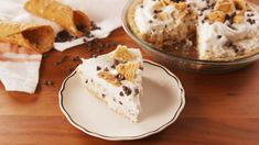 Cannoli Pie For the Cannoli LoverDelish