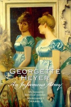 My favourite Georgette Heyer novel is also the one it costs me the most effort…