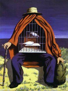 René Magritte: La thérapeute
