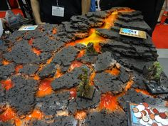 figure lava elemental - Google Search