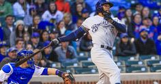 After spending five years in the Korean league he is back and leading the league in home runs.  The amazing comeback story of #Milwaukee #Brews slugger @EricThames