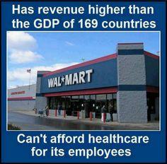 Wal-Mart...yet again!