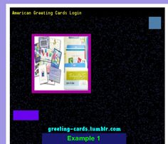 12 best greeting cards images on pinterest more ideas american greeting cards login m4hsunfo