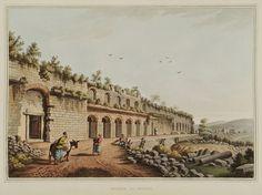 The Roman stadium of Ephesus. - MAYER, Luigi - GEZGİNLERİN BAKIŞI - Yerler - Anıtlar – İnsanlar Güneydoğu Avrupa - Doğu Akdeniz Yunanistan - Anadolu - Güney İtalya - 15. yüzyıl - 20. yüzyıl