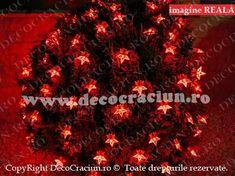 Ghirlande luminoase solare exterior craciun leduri rosii incarcare solara. Ghirlanda solara de gradina cu leduri rosii si decor stelute 10m lungime 100 stelute leduri alimentare solara Deco, Movie Posters, Film Poster, Popcorn Posters, Decoration, Deko, Decor, Film Posters, Posters