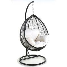 Siège œuf suspendu de jardin Merengue - Achat / Vente hamac Hamac - Cadeaux de Noël Cdiscount