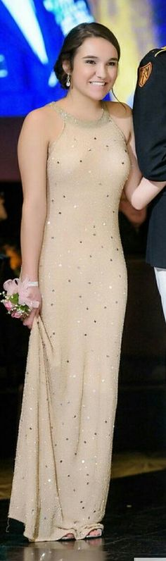 Adrianna Papell gown <3