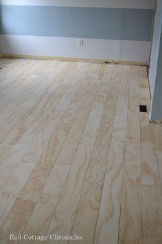 Cheap Diy Flooring Ideas Lovely E Room Challenge Week 4 Flooring Ideas Stained Plywood Floors, Plywood Plank Flooring, Terrazzo Flooring, Diy Flooring, Parquet Flooring, Painted Floors, Concrete Floors, Hardwood Floors, Flooring Ideas