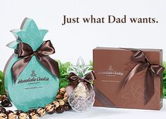 Dad has enough ties.  Get him something he'll really enjoy!    http://www.honolulucookie.com/index/page/search?FullText=father%27s+day&Go=SEARCH
