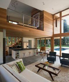 un-joli-appartement-loft-avec-une-kitchenette-leroy-merlin-meubles-de-cuisine-pas-cher