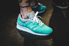 """Concepts x New Balance 997 """"City Rivalry"""" Pack (NYC)"""