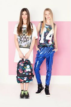 Complot Image Hub, Summer 2014, Spring Summer, Punk, Neon, How To Make, Fashion Design, Friends Fashion, Outfits