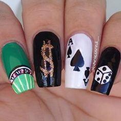 Las vegas nail decals black las vegas nails vegas nails and las vegas nails prinsesfo Images