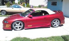 1997 mitsubishi eclipse spyder 2 dr gs t turbo convertible i miss this car. Black Bedroom Furniture Sets. Home Design Ideas