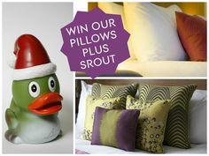 "Apex 12 Days to Christmas Prize Giveaway - Day 3:  To help with any Monday blues, we're giving you the chance to win two of our luxurious pillows from the experts on sleep at Snuggledown. Plus our limited edition Christmas duck Sprout!  ""The best bed I have ever slept in with pillows that you sink into!""  Apex Temple Court, TripAdvisor review  Simply like, comment or share for a chance to win unique prize  #apex12daystoChristmas"