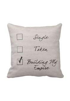 Pillow Cover Single or Taken Cotton and Burlap