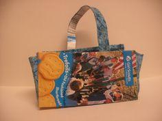 Cookie box purse