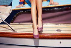 Das zarte Schleifchen des Fashion Icon verleiht jedem Outfit ein Hauch von Weiblichkeit. #FS13