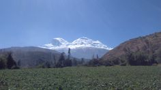 Nevado de Huascarán 6768 msnm. Huaraz Perú.