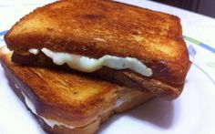 Ricetta del toast all'americana #ricette #cucina #piattiunici