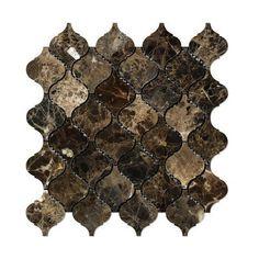 Arabesque Lanterns | Marble - Glass - Stone Mosaic Tiles | TileBuys