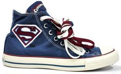 Since they're not making Bon Jovi converse (yet), I'd settle for these. Jon Bon Jovi has a Superman tattoo ;-)