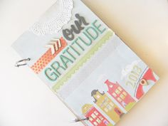 Show Your Thanks | Gratitude Journal - Amy Kingsford