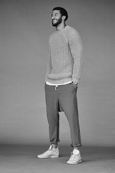 Mr Colin Kaepernick | The Look | The Journal | Issue 237 | 07 October 2015 | MR PORTER
